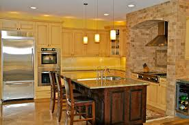 Inexpensive Kitchen Lighting by Inexpensive Kitchen Remodel Kitchen Traditional With Built In
