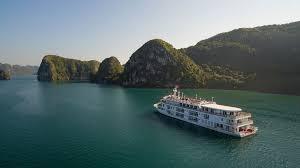 paradise elegance luxury cruises halong bay tours