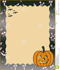Free Halloween Borders And Frames Halloween Frame Stock Photo Image 6030630