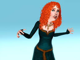 merida angus in brave wallpapers brave images merida in sims 3 wallpaper and background photos