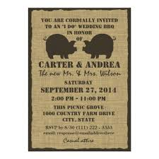 bbq wedding invitations dancemomsinfo com