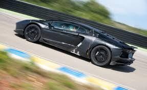 Lamborghini Aventador Matte Black - 2012 lamborghini aventador lp700 4 prototype photos u2013 lamborghini