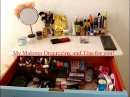 how to organize my house room by room organize your makeup using things from around your house my makeup