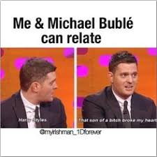 Michael Buble Meme - why so serious michael buble michael buble pinterest michael