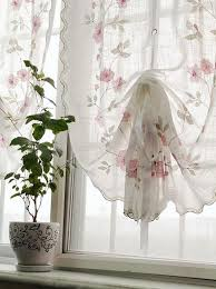 shabby chic lace curtains shabby chic curtain and some examples