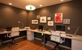 Office Design Ideas For Work Wonderful Home Office Ideas For Two People 20 Space Saving Office