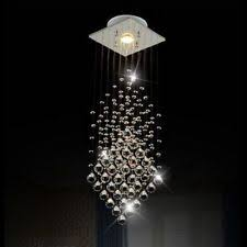 Modern Sphere Chandelier Glass Ball Chandelier Ebay