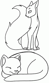 warrior cats coloring pages sad the best cat coloring page warrior for sad ideas and trend cat