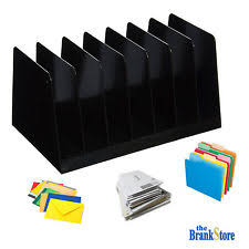 desk file organizer ebay