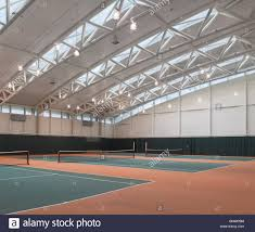 indoor tennis courts stock photo royalty free image 116736360