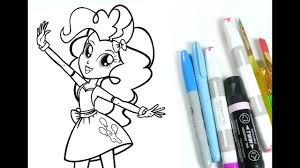 equestria coloring for kids mlp coloring pages for children
