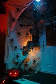 Creative Outdoor Halloween Decorations by Spooky Halloween Decor Scary Outdoor Halloween Decorating Ideas
