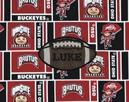 Ohio State Outdoor Rug Ohio State Football Etsy