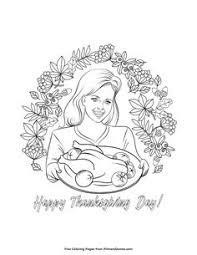 thanksgiving coloring slice pumpkin pie thanksgiving