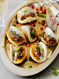 14 best canapés for new year u0027s eve the independent