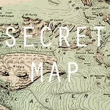 secret map secret map