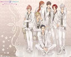 masaomi brothers conflict reverse harem review brothers conflict anime amino