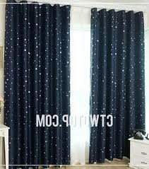 Navy Blackout Curtains Blackout Navy Curtains Ideas 2 Navy Printed Room