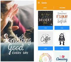 design font apk fonteee typography quotes apk download latest version 1 0 4