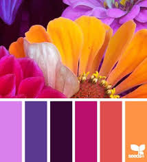 Colors That Match With Purple Best 25 Purple Color Palettes Ideas On Pinterest Color Swatches