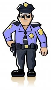 police officer uniform clipart clipartxtras