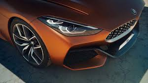bmw concept the bmw concept z4 is a harbinger of things to come bmw news at