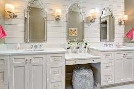 Bathroom Countertop Cabinet Arched Bathroom Mirror Cabinet White Shaker Cabinets With Carrera