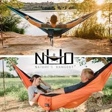 Cocoon Hammock Camping Amazon Com Double Camping Hammock Portable Two Person Parachute