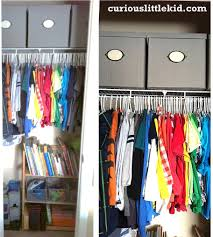 kid closet organization curious little kid