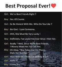 Boy Girl Memes - dopl3r com memes best proposal ever girl were best friends