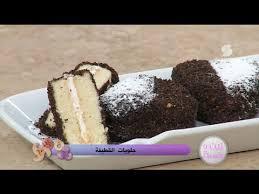samira tv cuisine fares djidi samira tv حلوى صابلي بالحليب المركز والشوكولا sablet مع الشاف