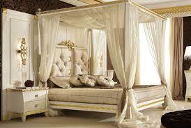 Aico Bed Amusing 40 Medium Wood Canopy Interior Design Decoration Of