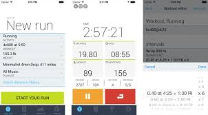 Running Map Route by Best Run Tracking Apps For Iphone Runkeeper Map My Run