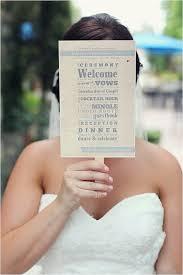 diy wedding fan program printable file rustic yellow custom