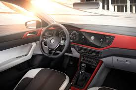 volkswagen polo modified interior the new volkswagen polo unveiled in berlin gets bigger and better