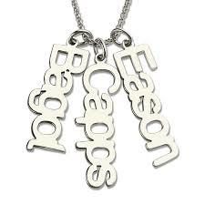 Get Name Necklace 24 Best Get Name Necklace Images On Pinterest Name Necklace
