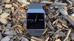 Fossil Machine 3 Hand Date Fitbit Ionic Review