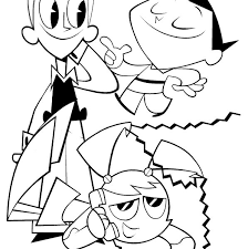 teenage robot coloring pages coloring beach