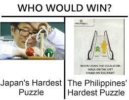 Filipino Memes - philippines hardest puzzle credits filipino tagalog memes