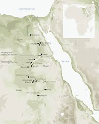 Map Of Sudan Nubia Ancient Kingdoms Of Africa