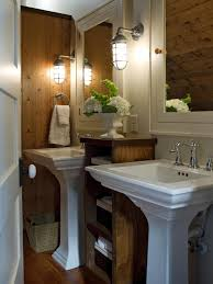 Bathroom Tv Ideas Bathroom Interesting Pedestal Sinks With Faucets For Your