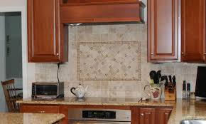 Stainless Steel Brick Backsplash by Small Backsplash Ideas Built In Electric Stove And Sink Rustic