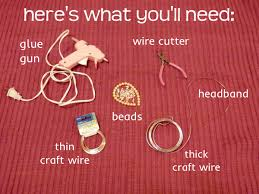 headband supplies diy cat ear headband peta2