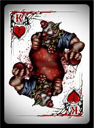 bicycle killer clowns coming soon card plethora