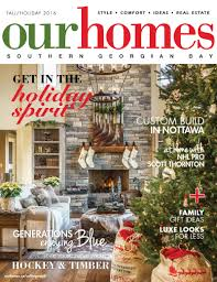 home magazine online on stands our homes southern georgian bay fal our homes magazine