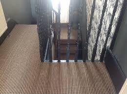 contemporary striped carpet carpetsgallery