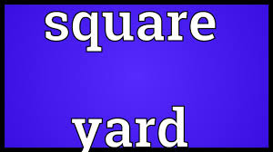 square yard meaning youtube