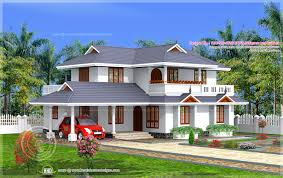 4 bedroom kerala model home in 204 sq meter kerala home design