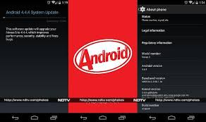 android version 4 4 4 android 4 4 4 kitkat update now rolling out to nexus devices in