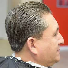 hairstyle to distract feom neck 20 trendy slicked back hair styles